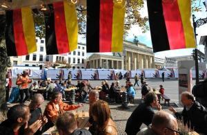 Fest zum Tag der Deutschen Einheit