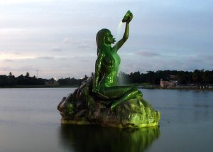 Estatua de Iracema-Fortaleza