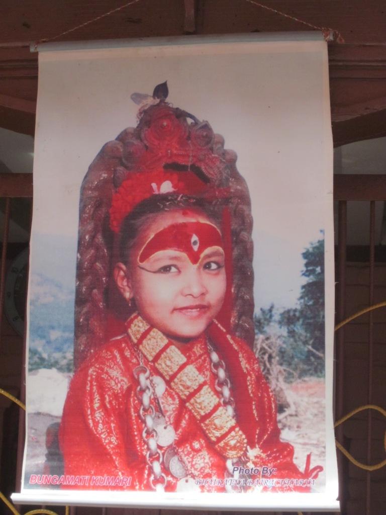 Kumari de Katmandú