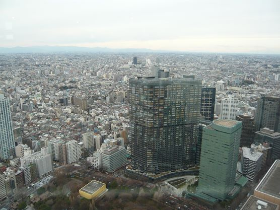 Vista Panorámica Japón