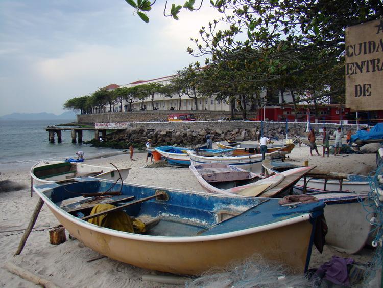 colonia pescadores copacabana