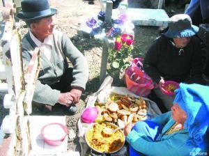 Comida en cementerio2